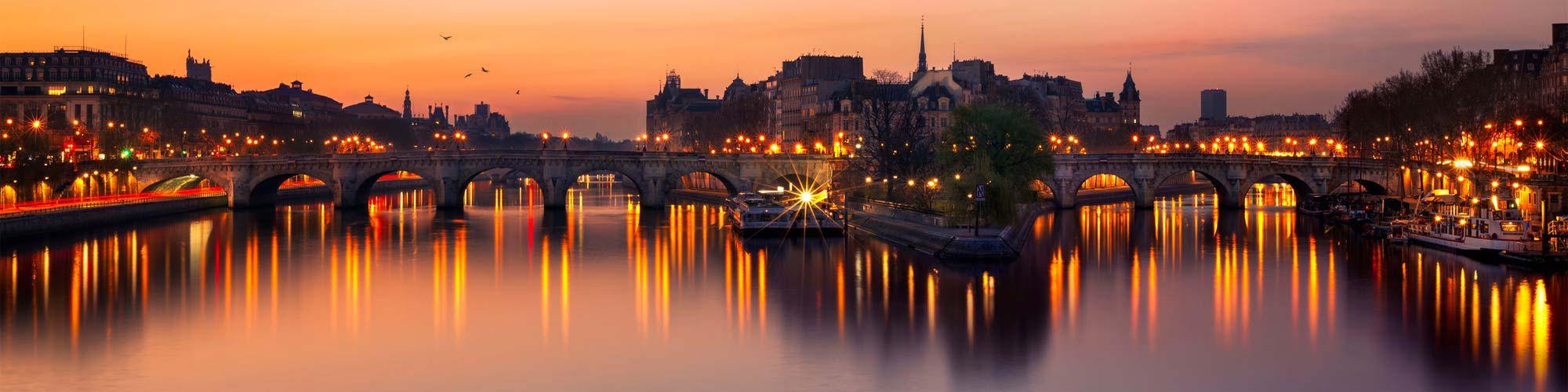 Location de bateau péniche sur la Seine